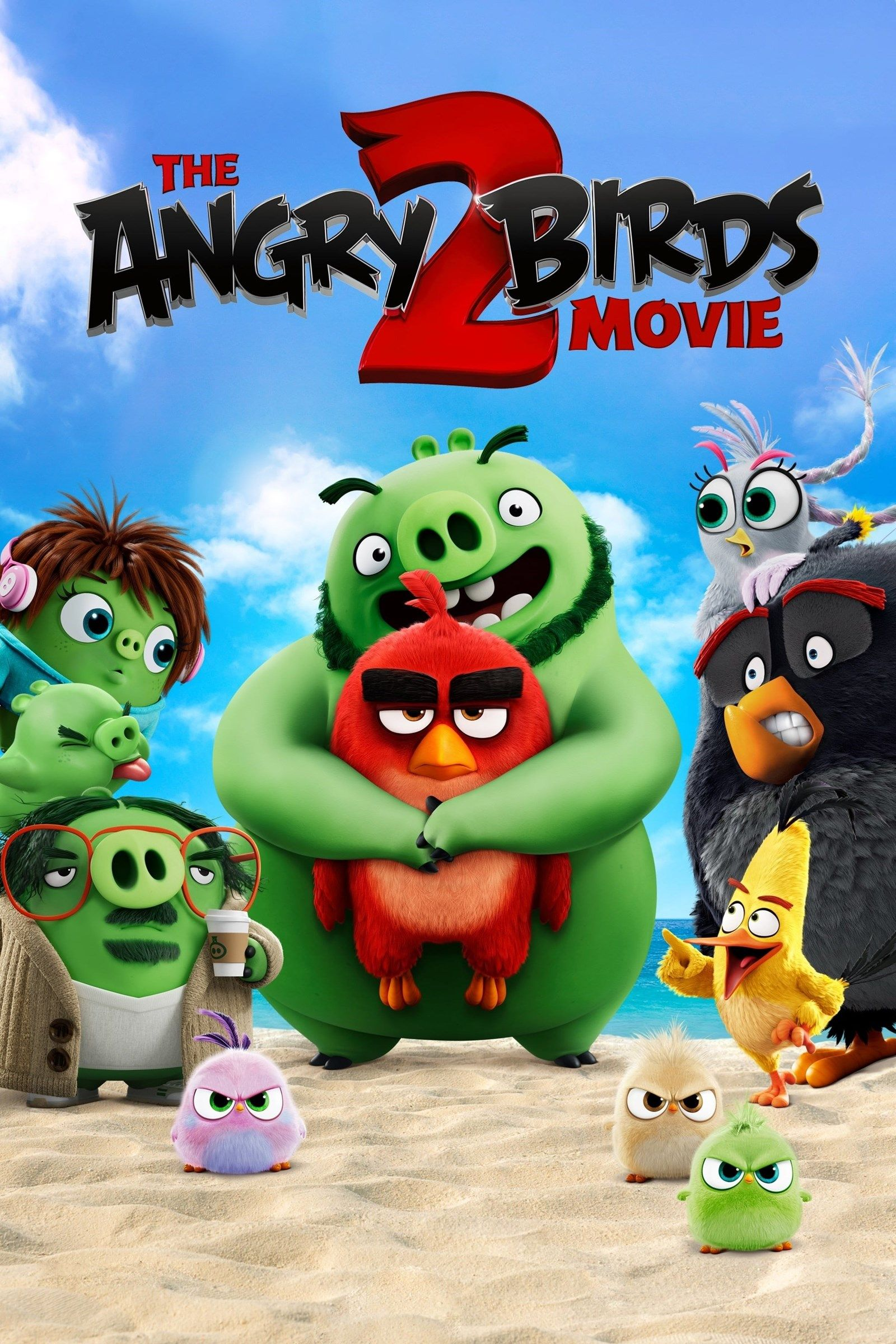 The Angry Birds Movie 2 2019 Hdrip Angry Birds Movie Angry Birds Full Movies