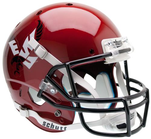 Eastern Washington Eagles Full Xp Replica Football Helmet Schutt Collectible White Football Helmets Helmet Football