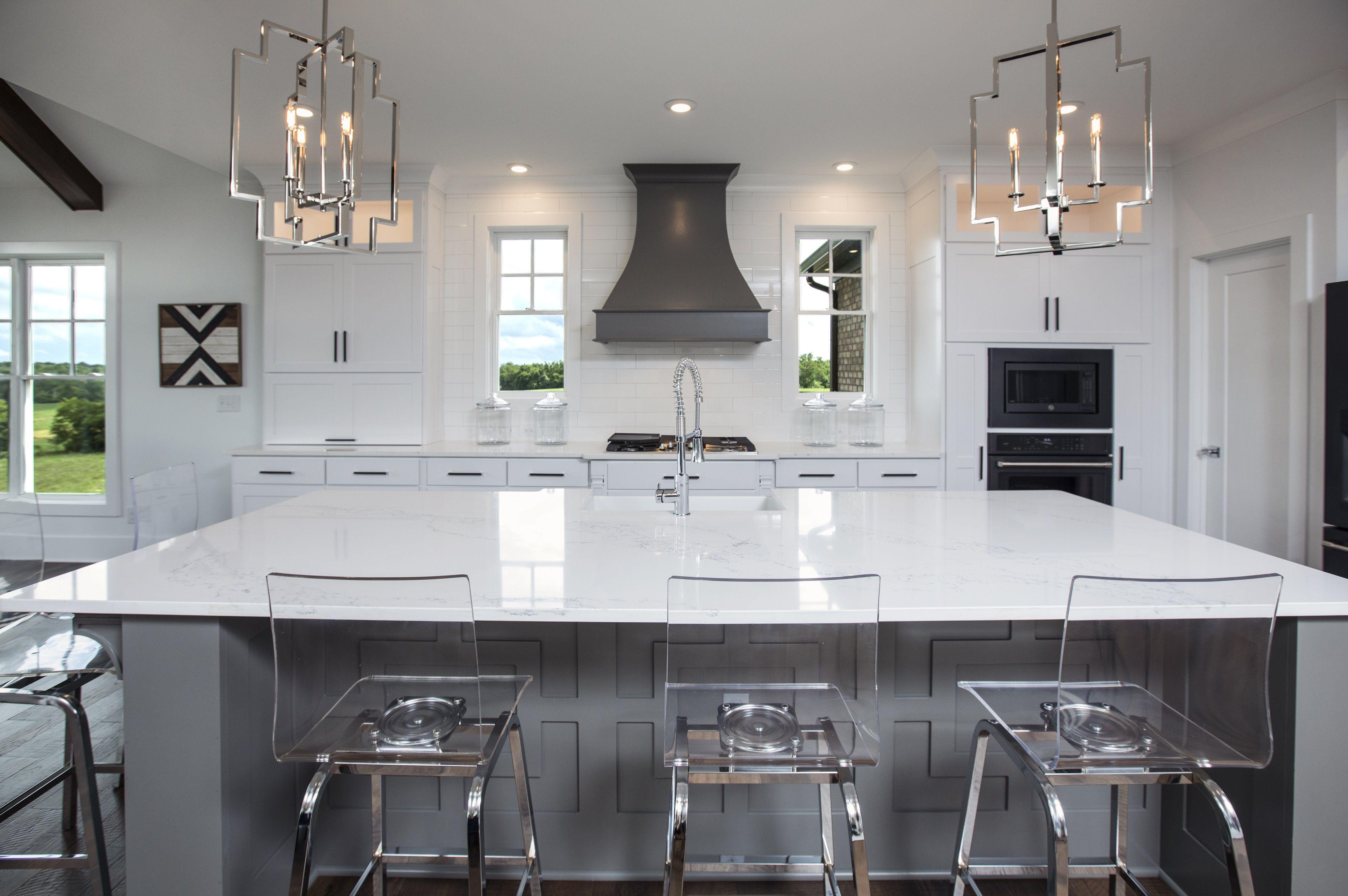 Thomas Jefferson Craftsman Floor Plan - Kitchen - Catalpa ...