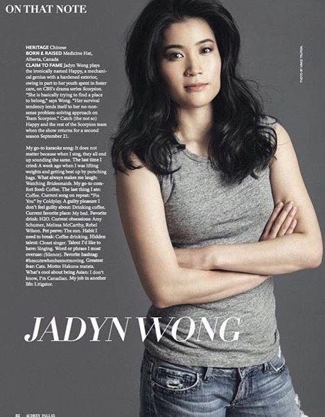 hot Jadyn wong