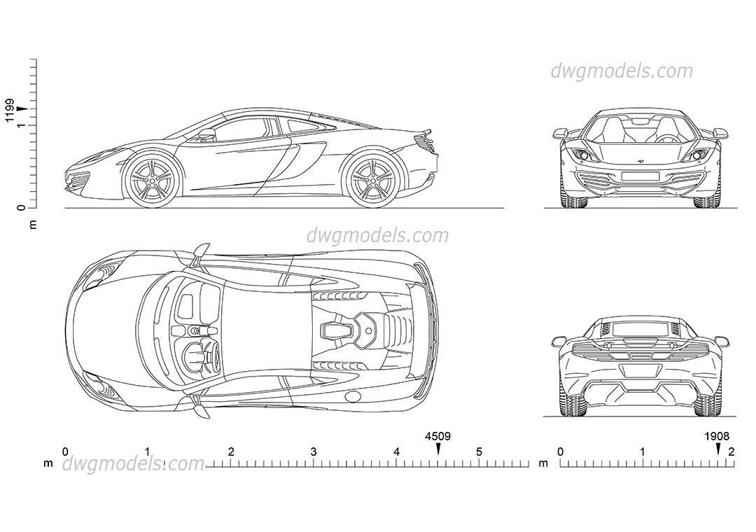 Audi A7 CAD Blocks free dwg file st yap t Audi a7