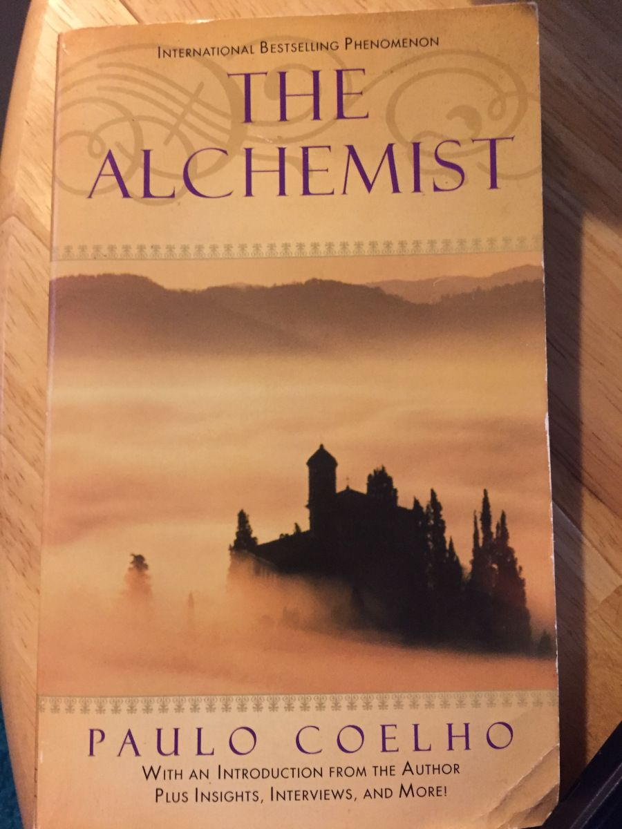 the alchemist book review for assignment