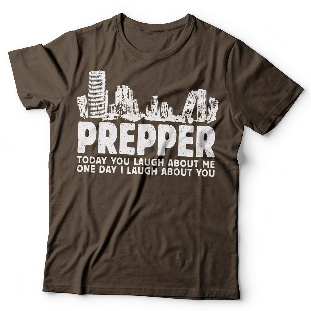 Prepper Shirt Prepper Find It On Spreadshirt There Are Many