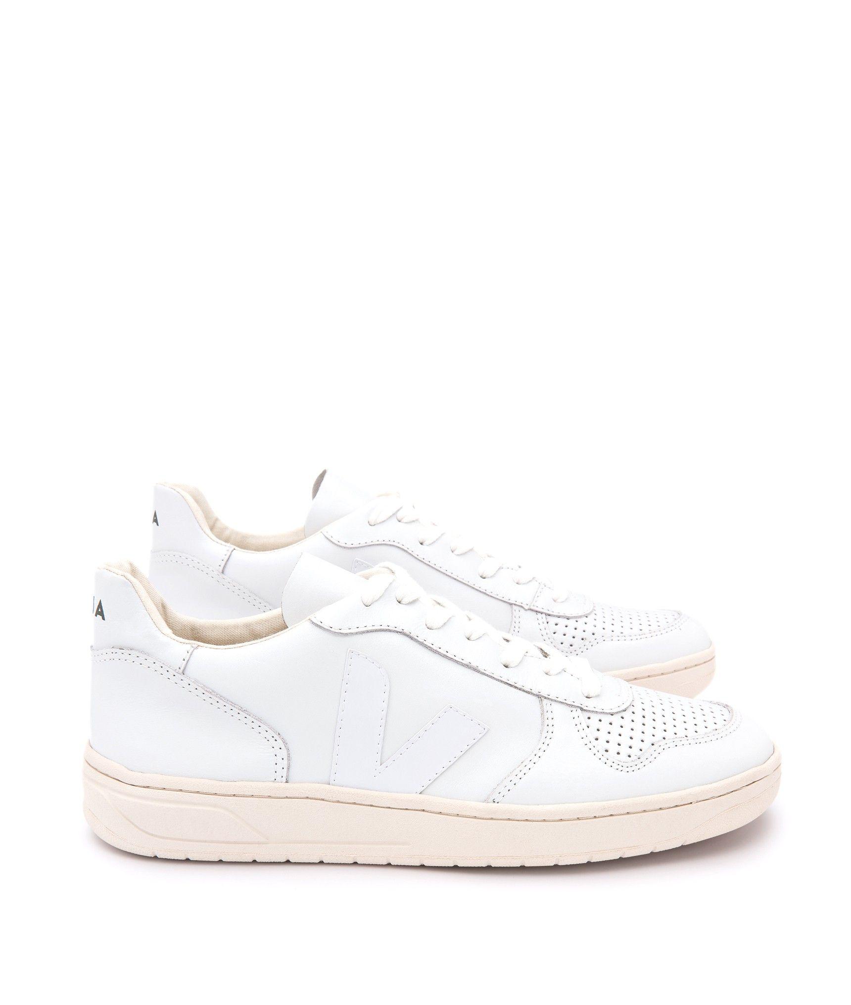 V10 Schuhe Veja 37 Bei Faire Für • Extra White Damen WHIe29YDE