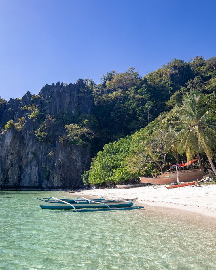 how to go to el nido palawan from singapore