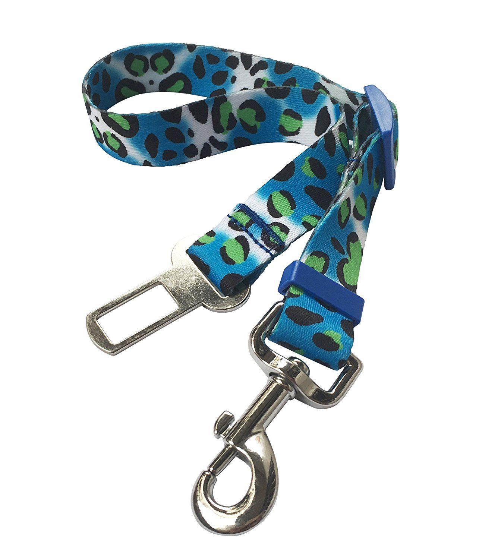 WonderfulPet Adjustable Pet Dog Cat Safety Car Seat Belt