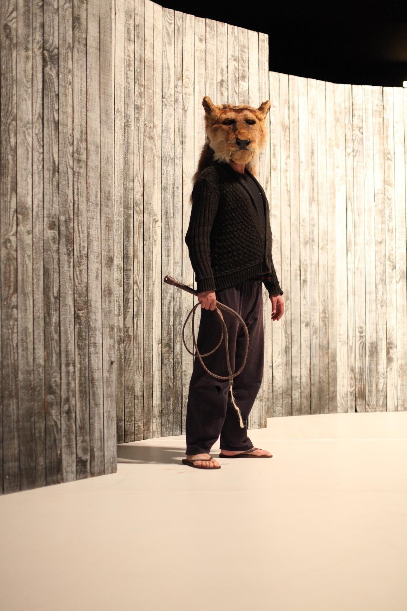 Animal Attraction, Denis Tisseraud / Gilles Baron, 2011 - Theatre