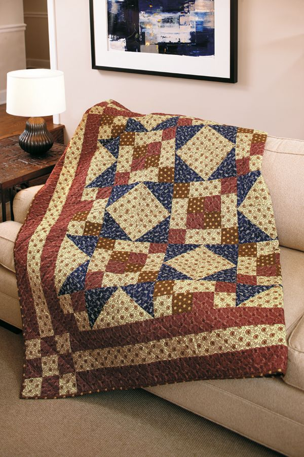 fons and porter free quilt patterns