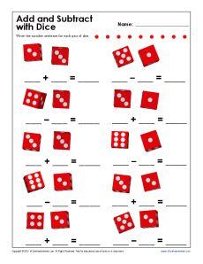 1st grade math worksheets http ...