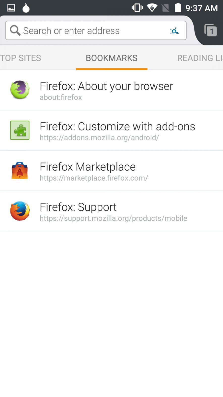 Requirements: 2 3+ Overview: Orfox: Tor Browser for Android