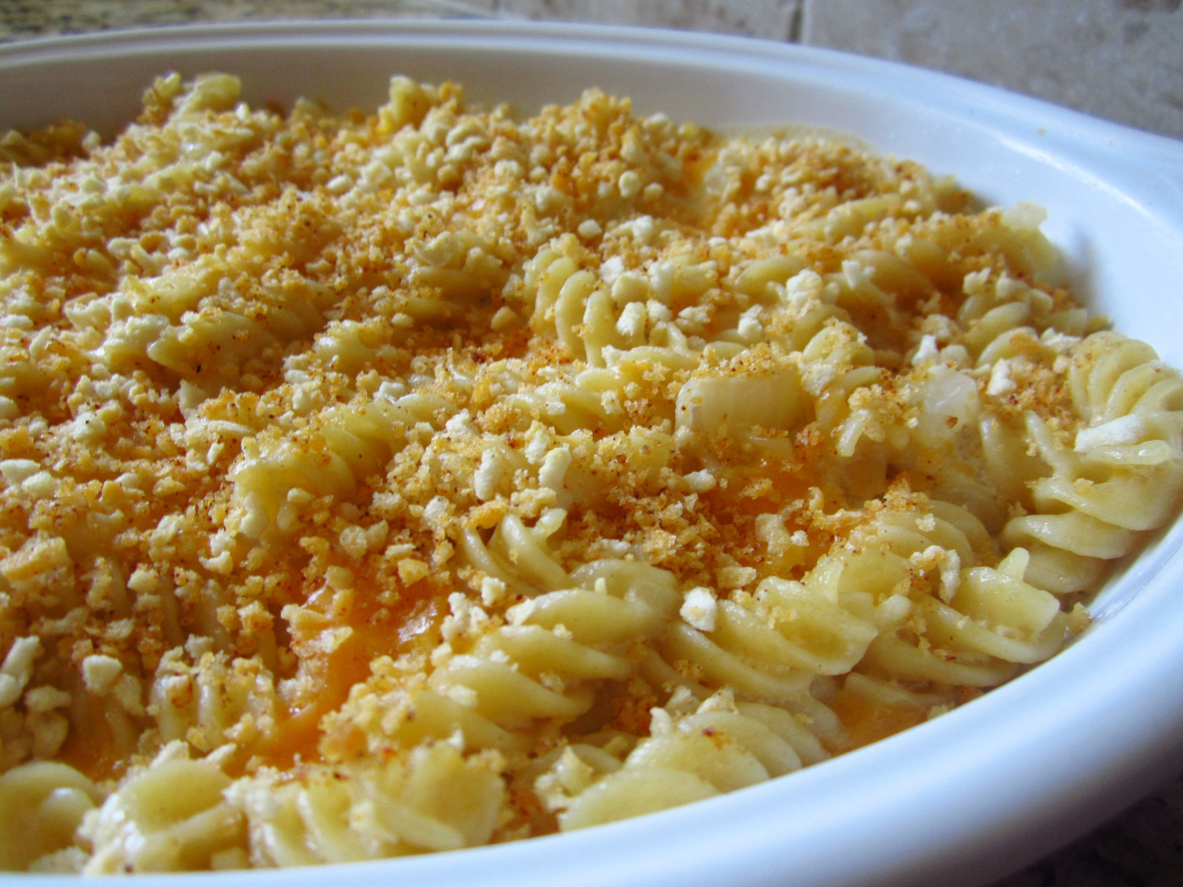 Fleming S Steakhouse Chipotle Cheddar Macaroni And Cheese Recipe