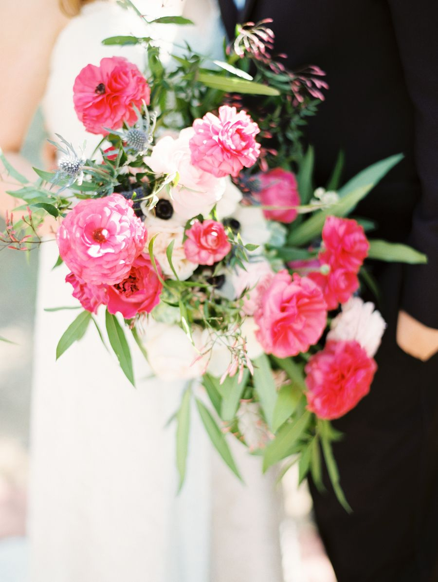 A Color Happy Affair in the Arizona Desert | Bouquet photography ...