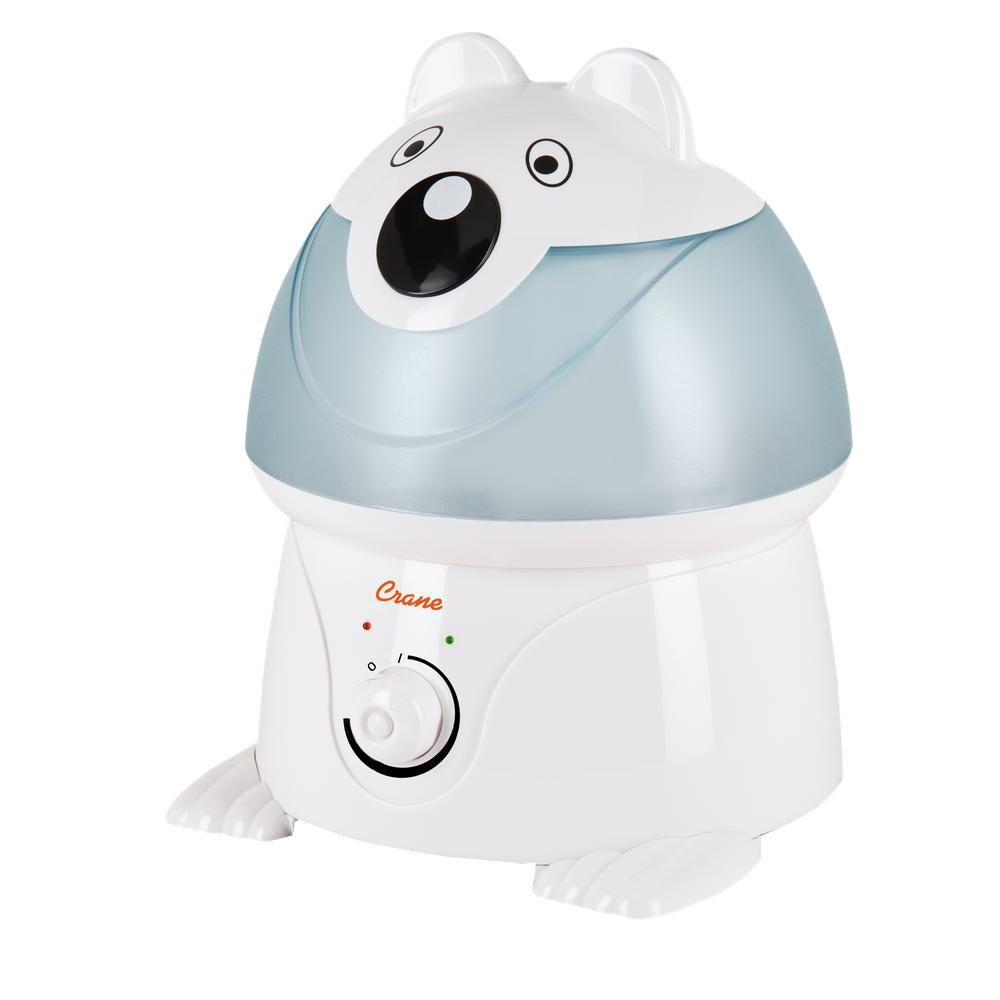 Crane 1 Gal Cool Mist Humidifier Panda Whites Ultrasonic Cool Mist Humidifier Cool Mist Humidifier Best Humidifier