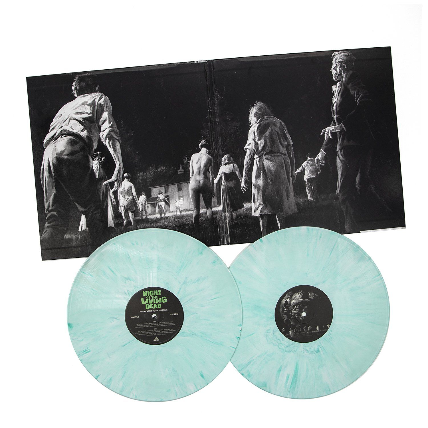 Night Of The Living Dead Lp Vinyl Cool Things To Buy Night