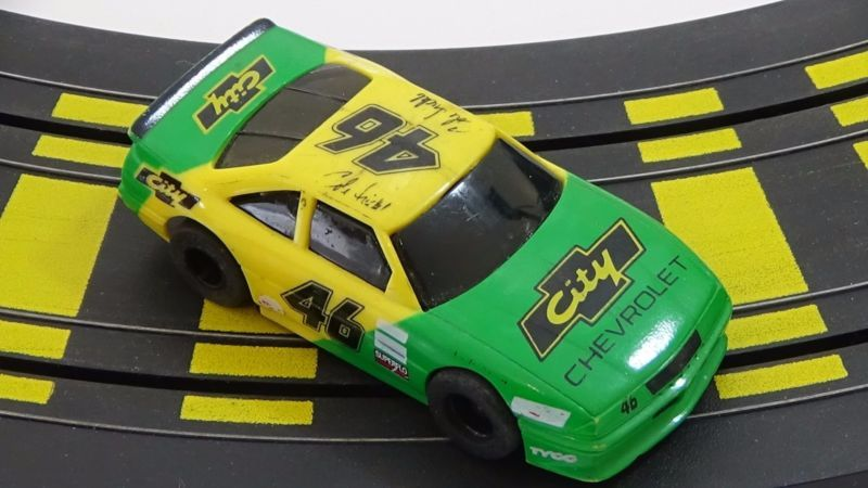 Ho nascar slot cars on ebay : Jetblue slots jfk
