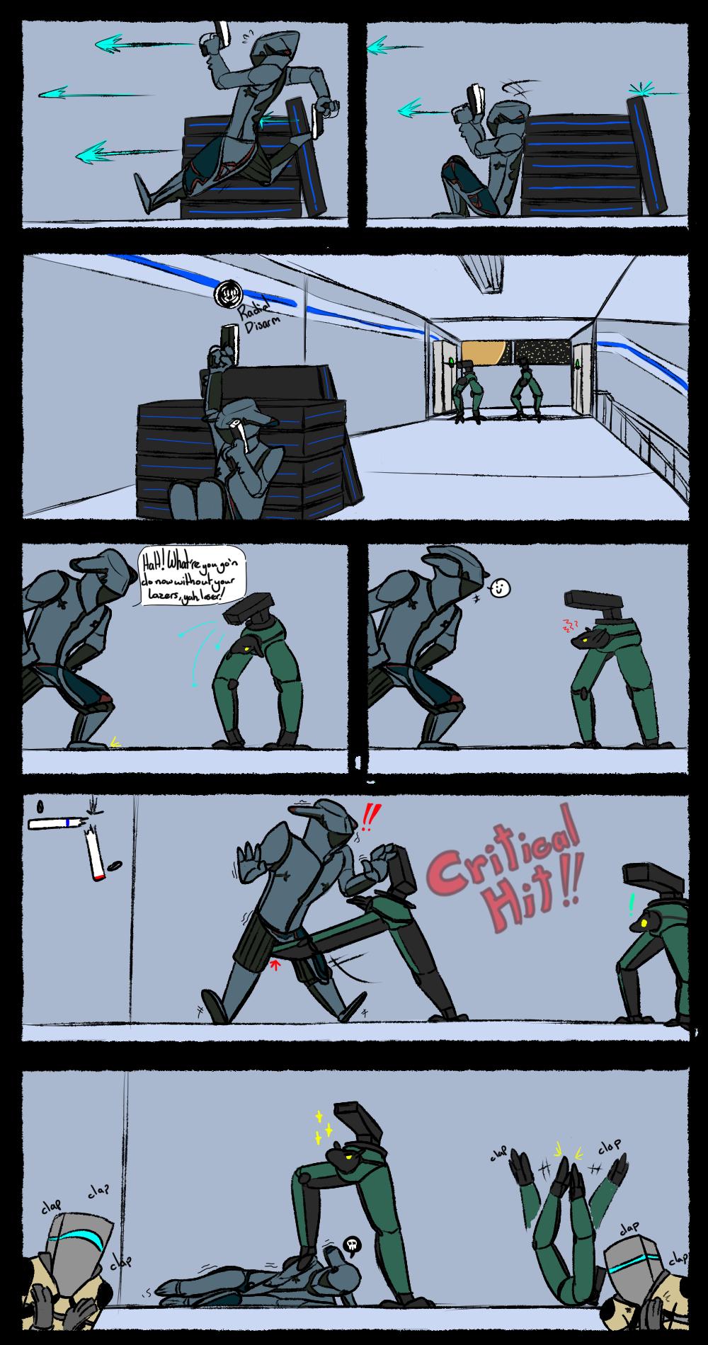 Moa S Can Kick By Thetvhead On Deviantart Funny Games Warframe