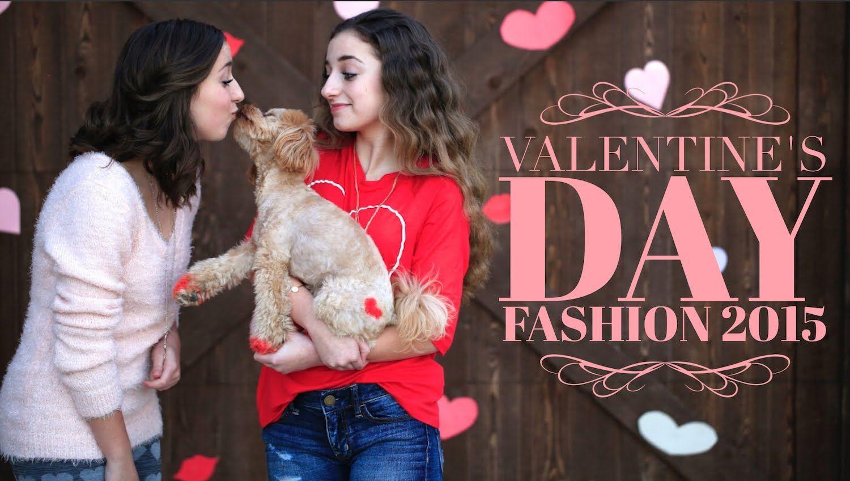 Valentine's Day Fashion 2015   Brooklyn and Bailey