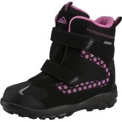 Mckinley Kinder Apresschuhe Snowtime Aqx Ise Jr., Größe 34 in Schwarz/Pink, Größe 34 in Schwarz/Pink #wintergrunge