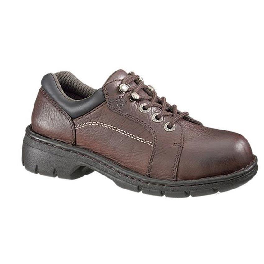 Wolverine Women's Steel Toe EH Oxford Work Shoes
