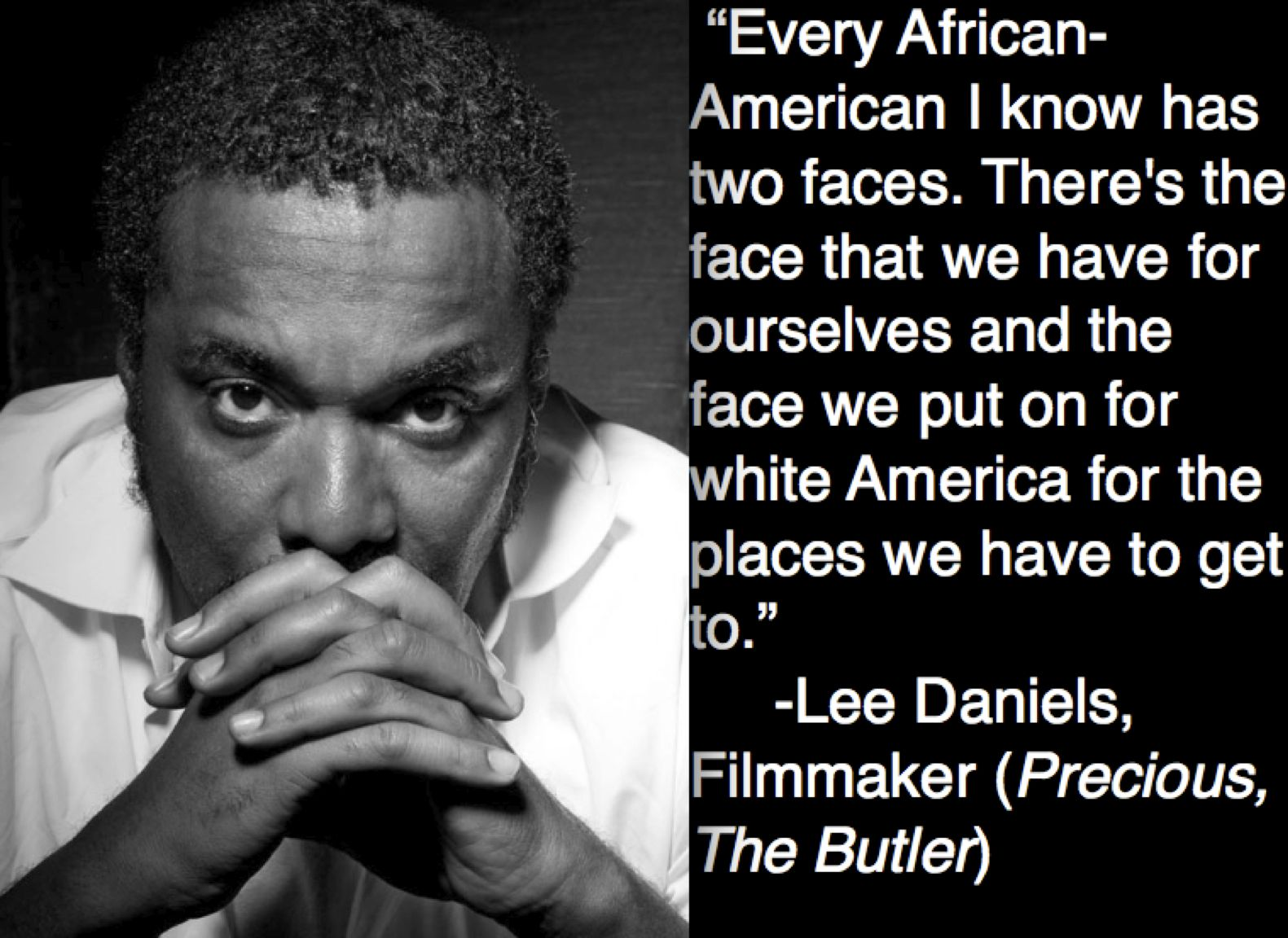 Famous African American Quotes Magnificent A Look Into Africanamericans In Film And Culture  American