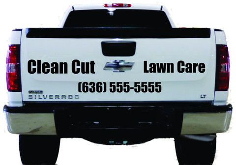 Advertise Your Lawn Care Business Or Any Business On Your