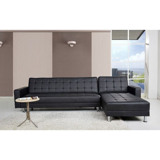 Gold Sparrow Frankfort Right Hand Facing Sectional | AllModern