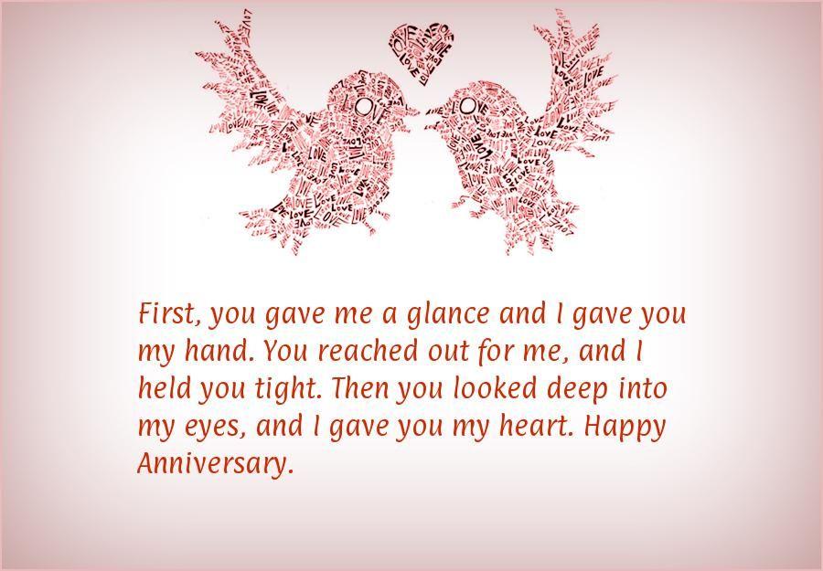 1st Wedding Anniversary Quotes – 1st Anniversary Quotes | Happy ...