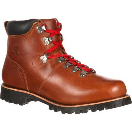 Brown hiking boots, Mens hiking boots