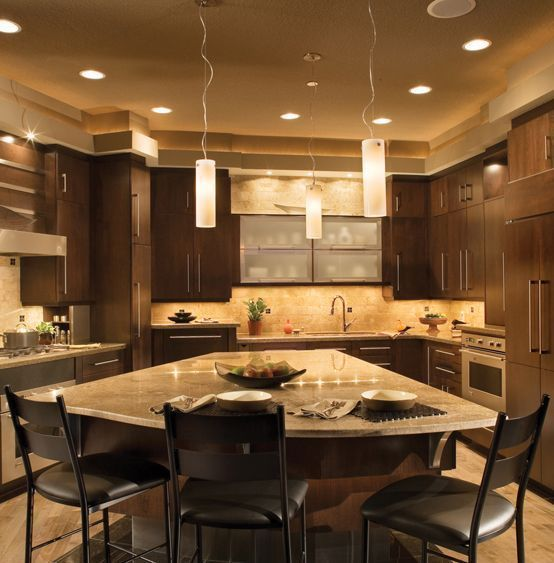 Frameless Kitchen Cabinets Modern: A Kitchen Remodel Featuring A Modern, Stainless Steel Hood
