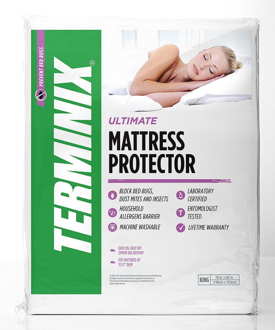 Terminix Bed Bug Mattress Protector Bed bugs, Mattress