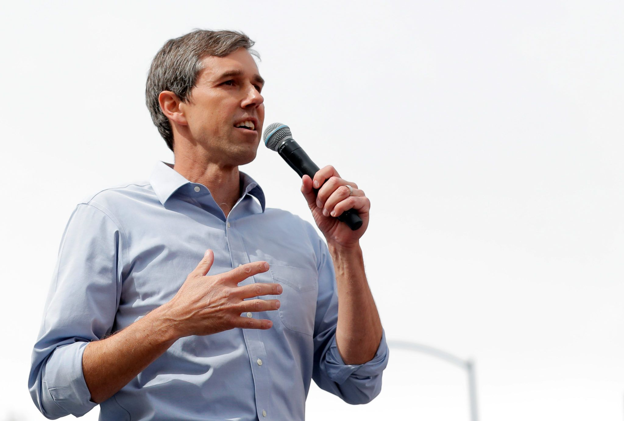 Beto O'Rourke Puts Trump To Shame With Plan To Require