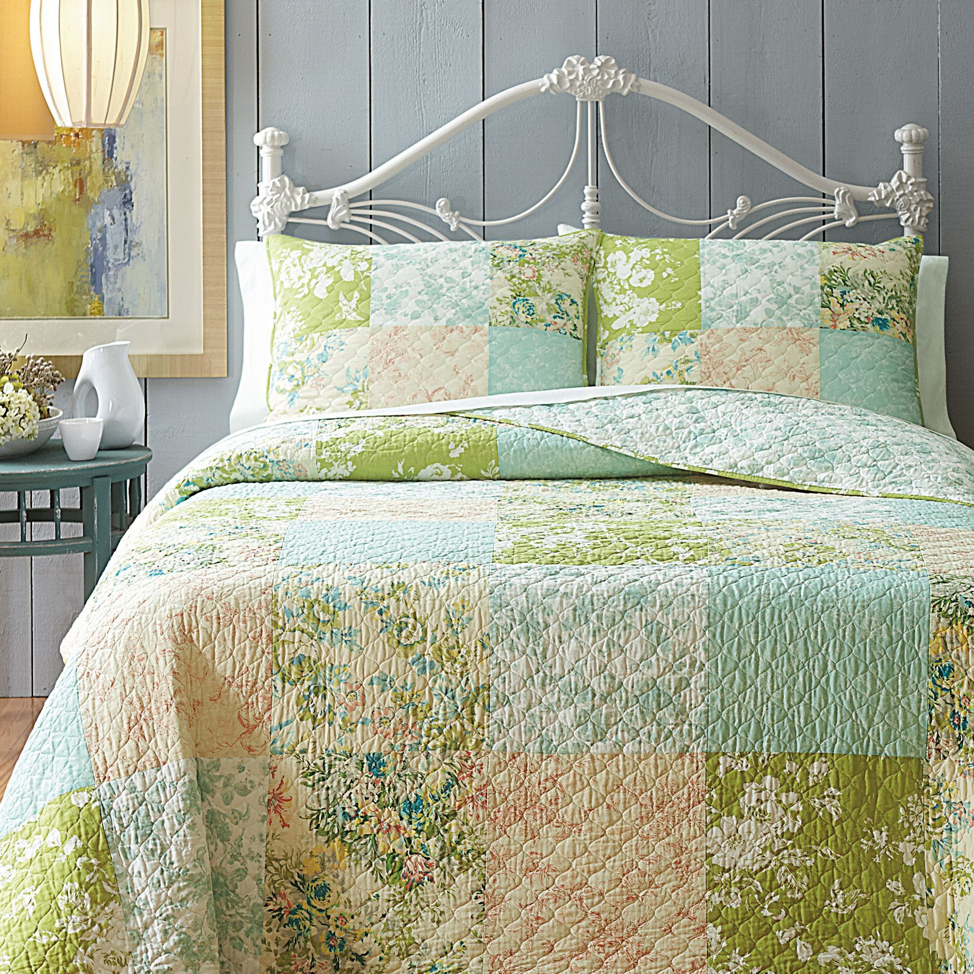 12 Perfect And Calming Bedroom Ideas For Women: Jessica Simpson Bedding, Bedding Sets