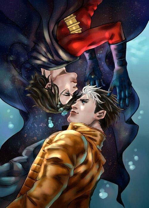 Tim Drake and Jason Todd