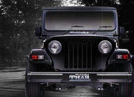 Jeep Thing Mahindra Cars Car Prices Mahindra Thar