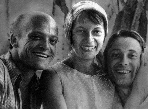 Семейные фото известных советских актёров | Семейные фото ...