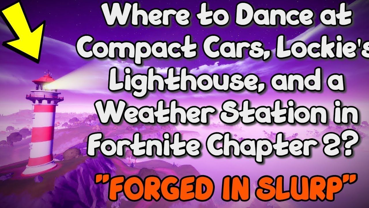 where are the compact cars fortnite