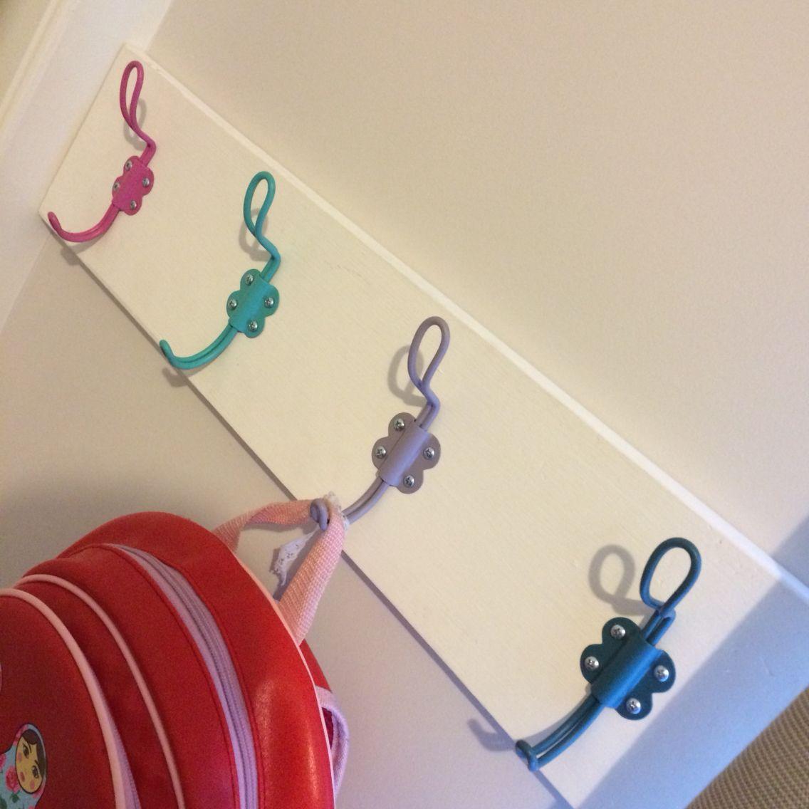 Finally got Grace's hooks up in her room. Room, Graceful