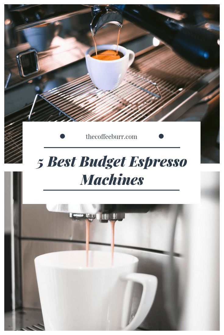 New to making espresso at home? Check out my 5 top picks to get you that all-important caffeine fix. #espressoathome