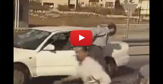 Support Israel: Watch: terrible! Muslims are trying to kill Jewish...