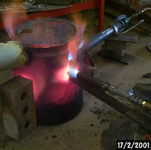 Foundry Doings