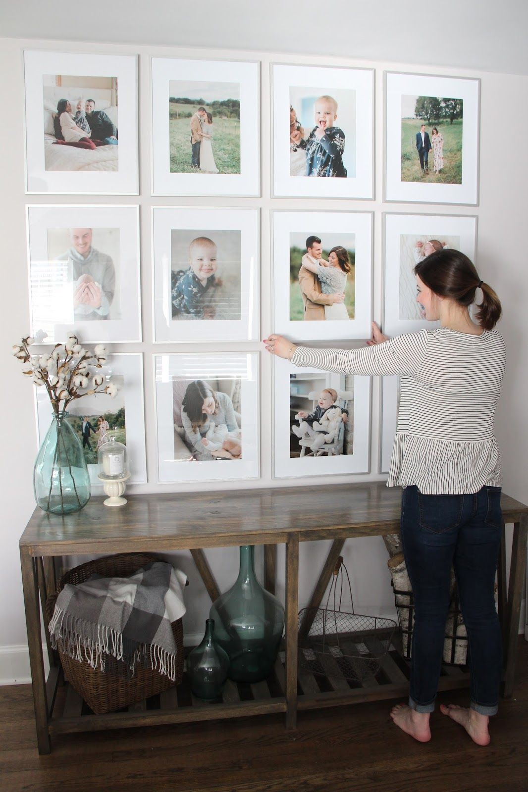 Photo of Building A Gallery Wall #livingroomwallart Building A Gallery Wall   Darling Do