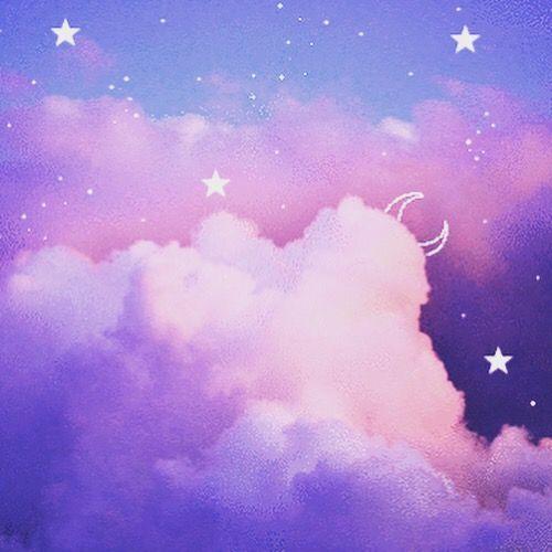 Cloud pastel aesthetic Aesthetic desktop wallpaper