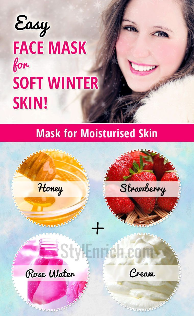 We bring for you 5 easy  HomemadeFaceMasks to target winter harshness and  aid you in beautifying your face this winter   definitely you will fall in  love ... 03a24e2cb1