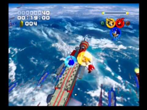 Sonic Heroes PS2 Walkthrough (Part 7)   Sonic The Hedgehog