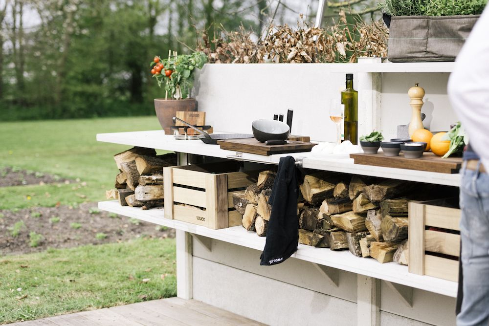 Wwoo outdoor kitchen customize wwoo