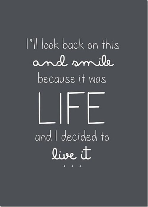 Let S Live For Today Quotes