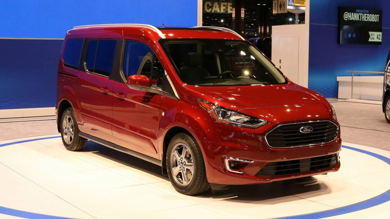 2019 Ford Tourneo Connect Ideal New Design And Cabin Space Ford