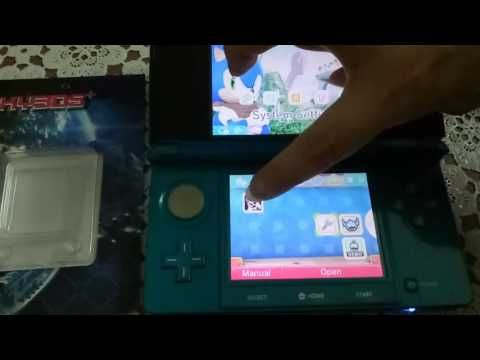 Which Sky3ds card supports DS games, 3DS games and Homebrews