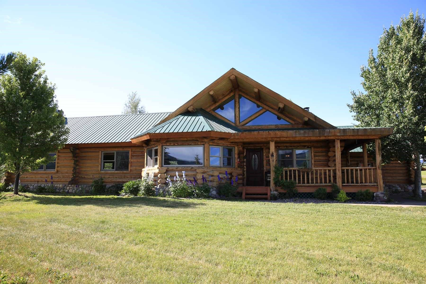 featured sale cabins homes grandview ltd dreams log for colorado custom liscott exterior building years over