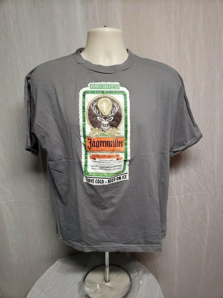 Jagermeister Woman/'s XL Jagermeister t-shirt.